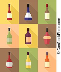 vin, icône
