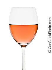 vin, rose