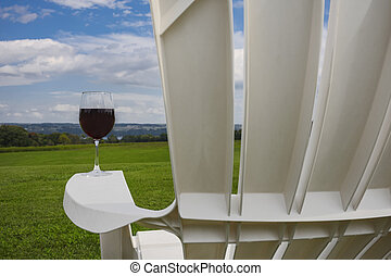 vin verre, rouges