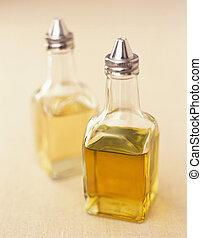 vinagre, óleo
