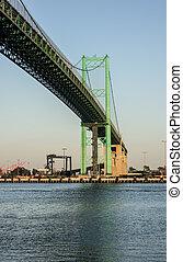 Vincent Thomas Bridge San Pedro