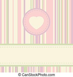 vindima, cartão valentine, template., eps, 8
