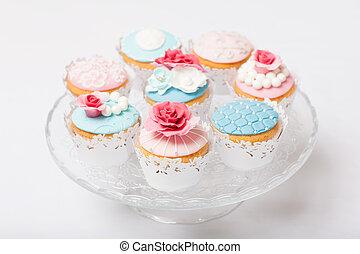 vindima, cupcakes