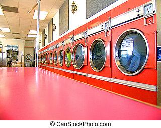 vindima, laundromat