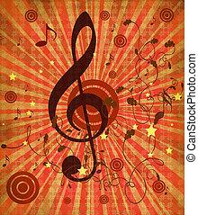 vindima, música, experiência vermelha