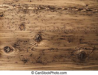 vindima, madeira, fundo, textrue, com, espaço cópia