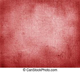 vindima, papel, vermelho, textura