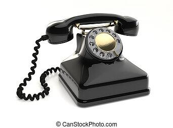 vindima, telefone preto