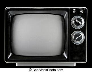 vindima, televisão