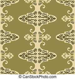 vindima, wallpapers, padrão, seamless, retro