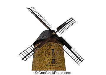 vindmølle, historiske
