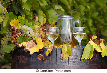 vineyard white wine