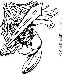 vingador, anjo