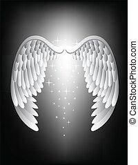 vinge, engel