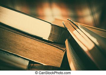 vinhøst, bøger