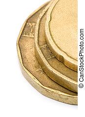 vinhøst, mønter