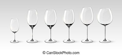 vinho, vazio, cobrança, óculos
