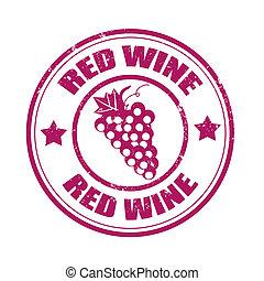 vinho, vermelho