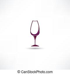 vino, icono