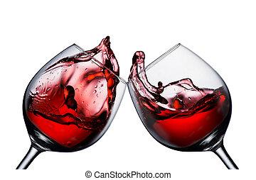 vino rojo