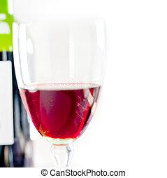 vino rojo, saboreo