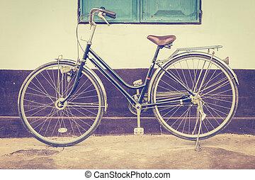 vinobraní, jezdit na kole