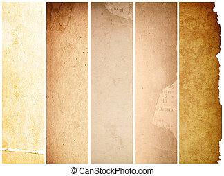 vinobraní, noviny, grafické pozadí