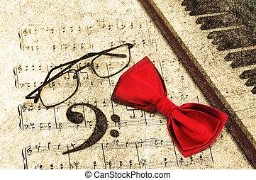 vinobraní, pojem, Hudba