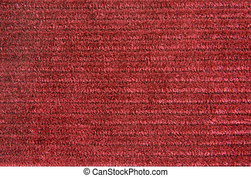 Vinous velveteen fabric, for backgrounds or textures