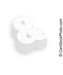 3d And Symbol