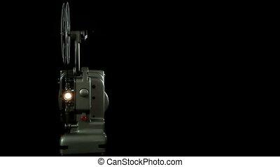 Vintage 8mm Projector light