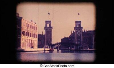 Vintage 8mm. Venetian Arsenal - Vintage 8mm. Original...