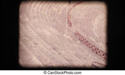Vintage 8mm. Verona arena