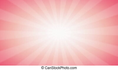Vintage abstract background with Sunlight beams