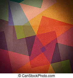 Vintage abstract color background
