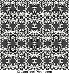 Vintage abstract seamless pattern for your design vector illustration