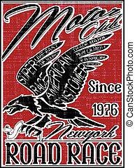 Vintage American Eagle Graphic