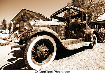 vintage american Ford