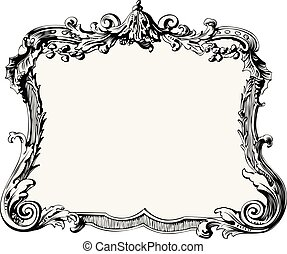 Vintage Antique Frame
