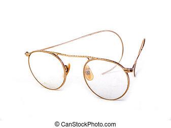 Vintage antique glasses