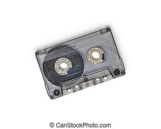 Vintage audio casette - Old audio casette with vintage look...