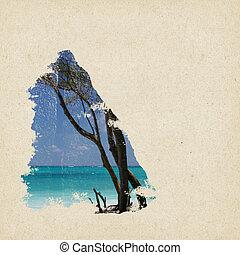 Vintage Background Design
