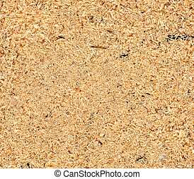 Sawdust texture - Vintage background from Sawdust texture. ...