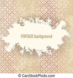 Vintage Background Illustration