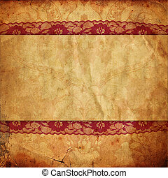 Vintage background in Victorian style