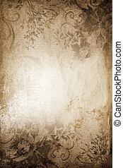 vintage background - special toned great for your design and...