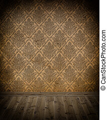 Vintage background of wall.