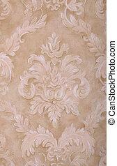 Vintage beige wallpaper background - Vintage wallpaper ...
