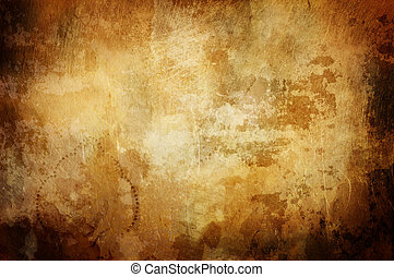 vintage bg - great old grunge paper texture(special f/x,all...