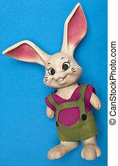Vintage Bunny Toy